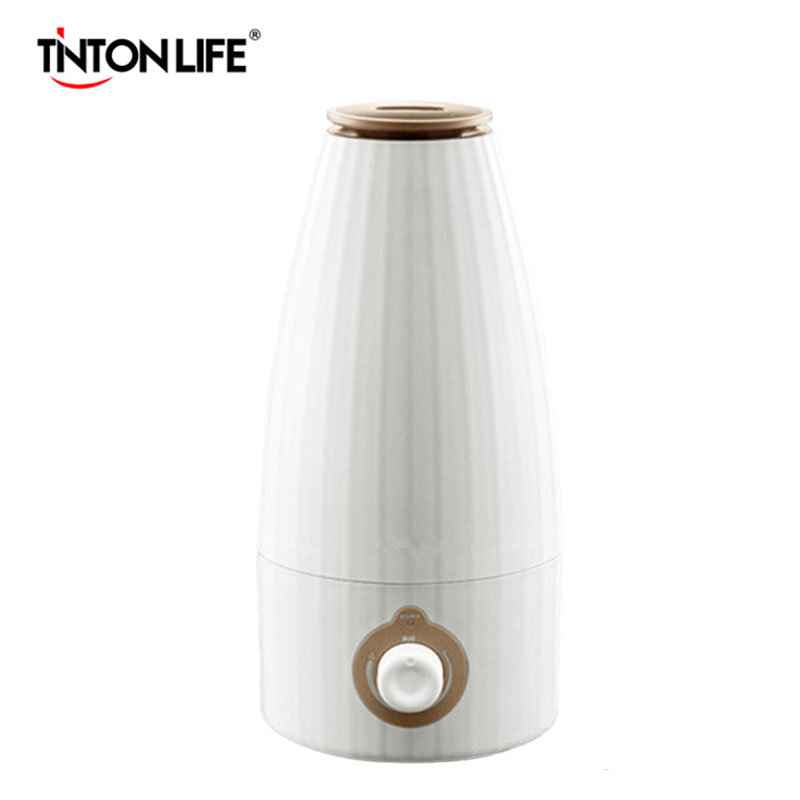 TINTON LIFE Humidifiers TintonLife JSQ-A20B1 2L Mist Maker Aromatherapy Diffuser 220v 2l bear air humidifiers ultrasonic aromatherapy air purifier jsq a20b1 humidifiers water shortage auto off