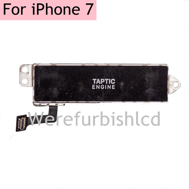OEM Вибрации flex кабель Для iPhone 7 7G вибрация двигателя Замена Частей