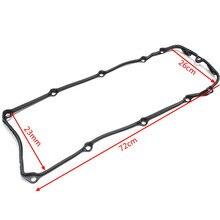 Oil Filter Valve Cover Set Seal Gasket Black For BMW 325 328 330 525 528 X5 11129070990 11121726537