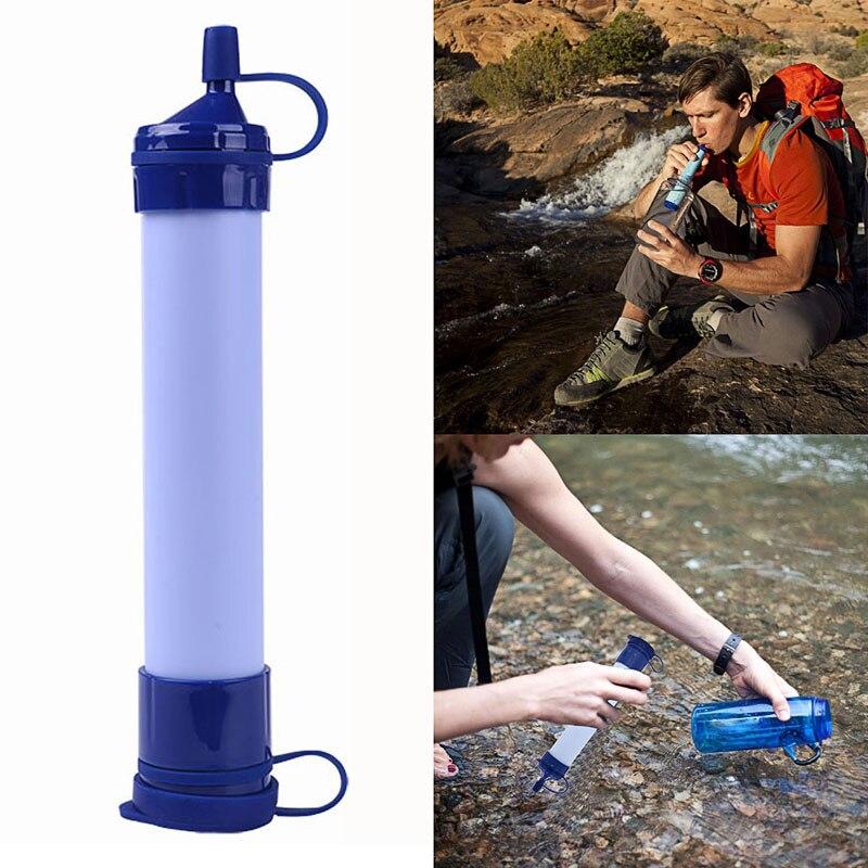 1 шт. Открытый Отдых Портативный фильтр для воды Бутылки для воды очиститель гидратации tool kit