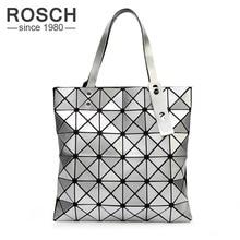 Japanischen Frauen BAO BAO Tasche Geometrie Stil Luxus Marke Damen Umhängetaschen Top Qualität PU Leder Baobao Beiläufige Handtasche Totes
