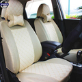 ( 2 Front ) Car Seat Covers For All VOLVO only 2 Front Seat Cover Car Covers+ 3D Silk Breathable Material