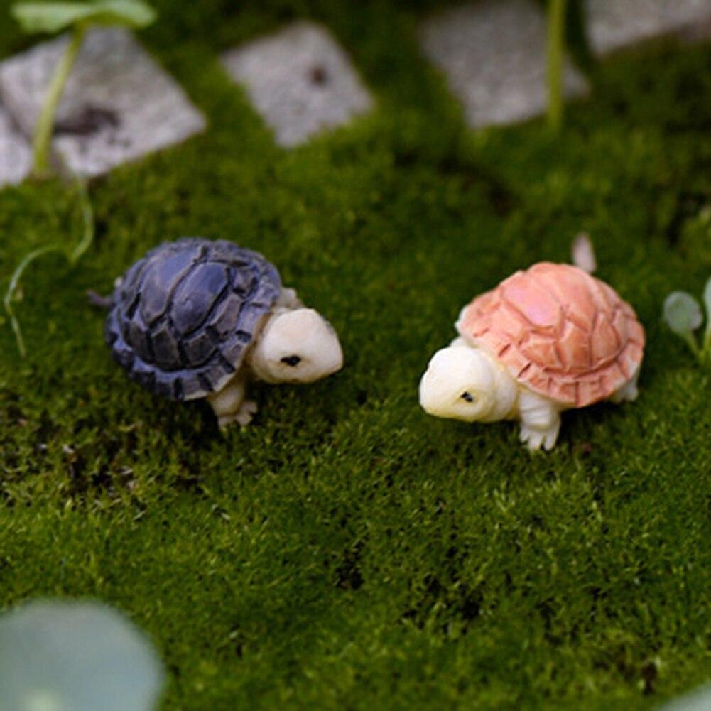 Rabbit Boating Animal Miniature Fairy Home Garden Decoration Landscaping DIY J/&S