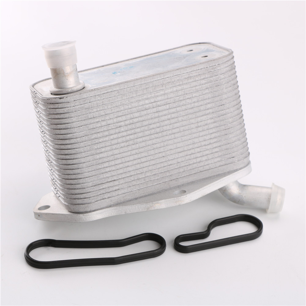 HODEE Heat Exchanger oil cooler Without Extra Port For Land Rover LR2 OE 30757620 LR041422 8G9N