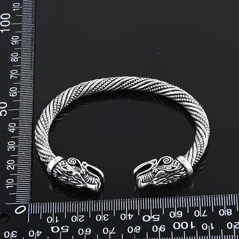 LAKONE Teen Wolf Head Armband Indian Jewelry Fashion Accessories - Mode-sieraden - Foto 6