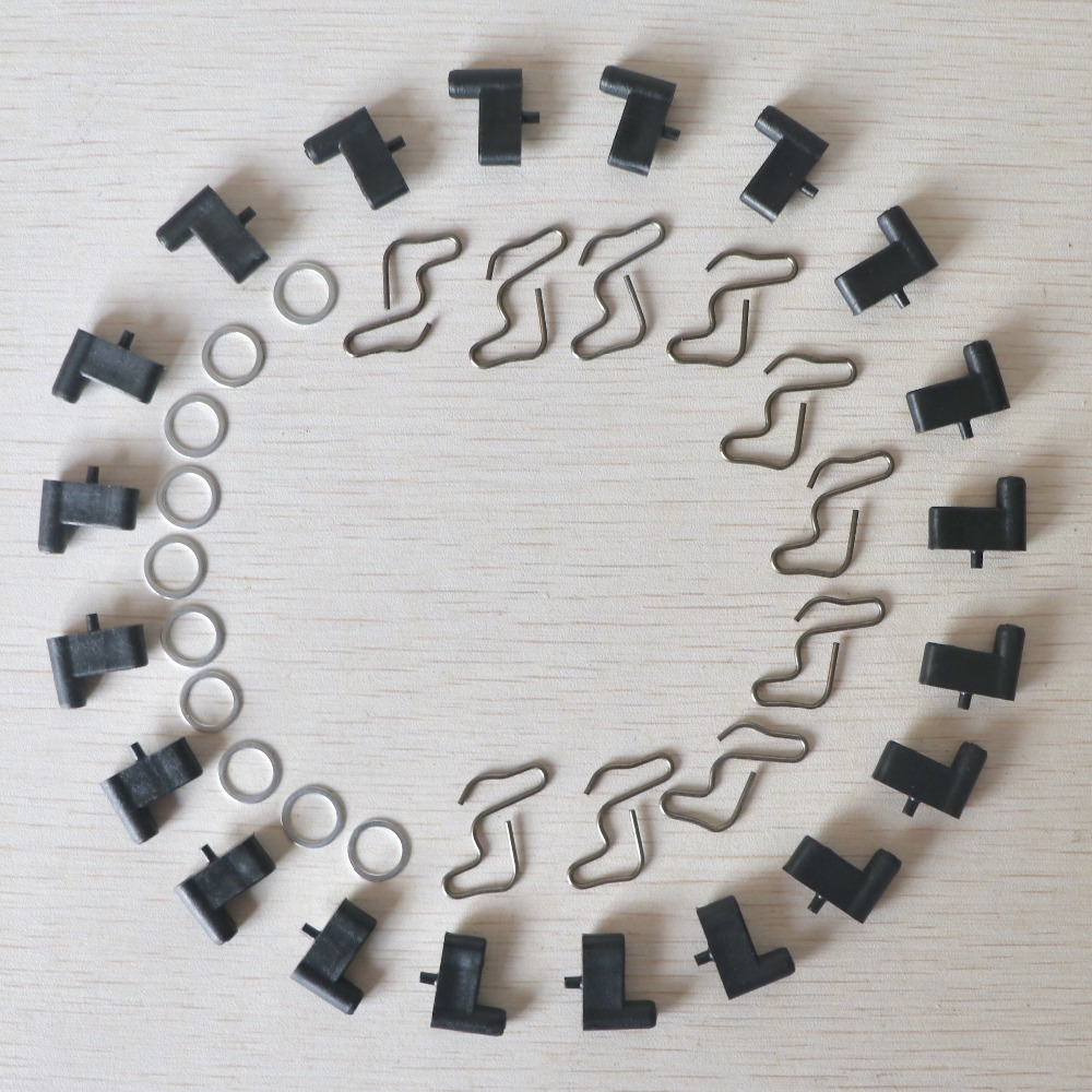 10 Set Chainsaw Recoil Starter Pawl Spring Washer Repair Kit For STIHL 017 018 021 023 025 MS170 MS180 MS230 MS210 MS250