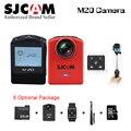 M20 SJCAM Wifi Gyro Esporte Action Camera HD 2160 P 16MP 4 K 4 K 24fps DV À Prova D' Água relógio Bluetooth temporizador controle remoto alavanca