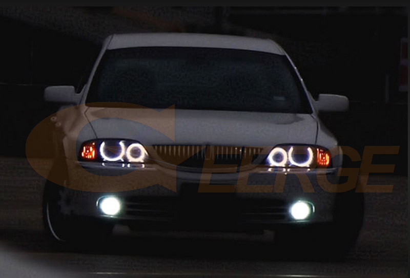 Lincoln Ls 03 06 Ccfl Angel Eyes 6