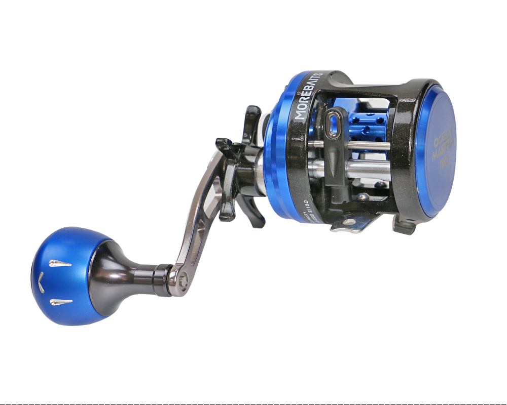 Alloy Fishing Drag Casting 2