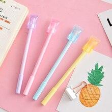цена на 36 pcs Sweet candy gel pen 0.5mm roller ball pens Black color Kawaii  gift Stationery  Office accessories School supplies FB794