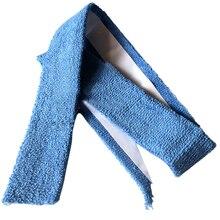 JHO-Steel Blue Self-adhesive Tennis Badminton Racquet Towel Grip