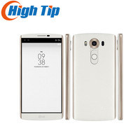 LG V10 H900 H901 4G LTE Android Mobile Phone Hexa Core 5.7'' 16.0MP 4GB RAM 64GB ROM 1080P 2560*1440 Refurbished Smartphone
