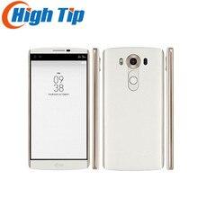 "LG V10 H900 H901 4G LTE Android Handy Hexa Core 5,7 ""16.0MP 4 GB RAM 64 GB ROM 1080 P 2560*1440 Refurbished Smartphone"