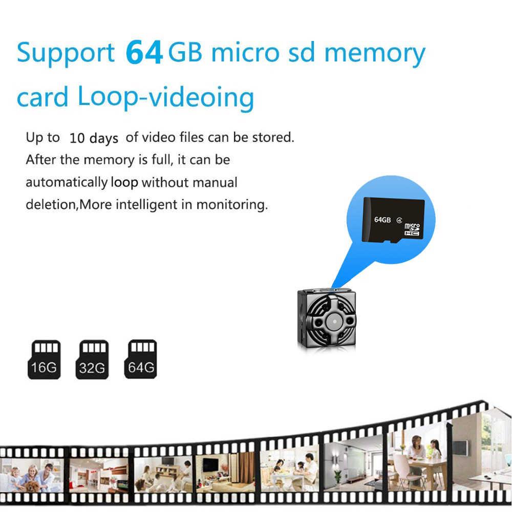 1080P HD WIFI mini Camera Motion Sensor Night Vision small Camcorder Micro Cam video voice Recorder for Home Surveillance webcam