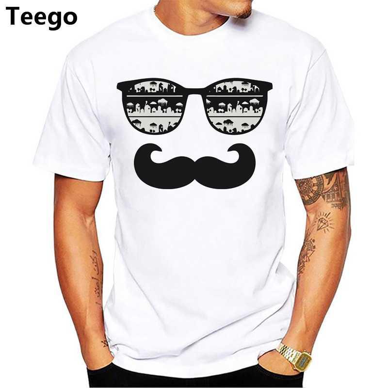 Новые забавные футболки горячая Распродажа популярная модель Футболка Мужчины