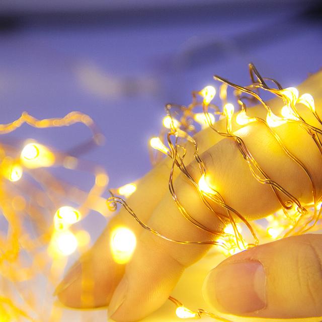 LED String Christmas Lights