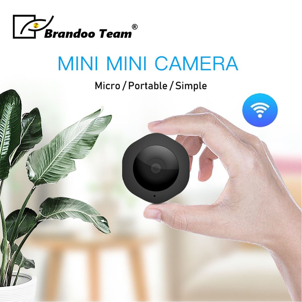Original Mini Camera WiFi Cam Full HD 1080P Sport DV Recorder Small Action Camera Camcorder DVR цена