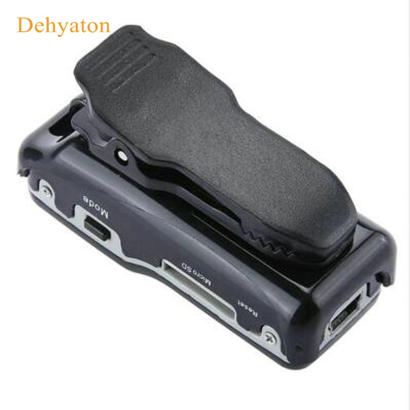 Dehyaton MD80 Mini Cameră video DV Camcorder DVR Cameră video Suport Webcam 32GB cam Cască sport Bike Video Audio Recorder Camera