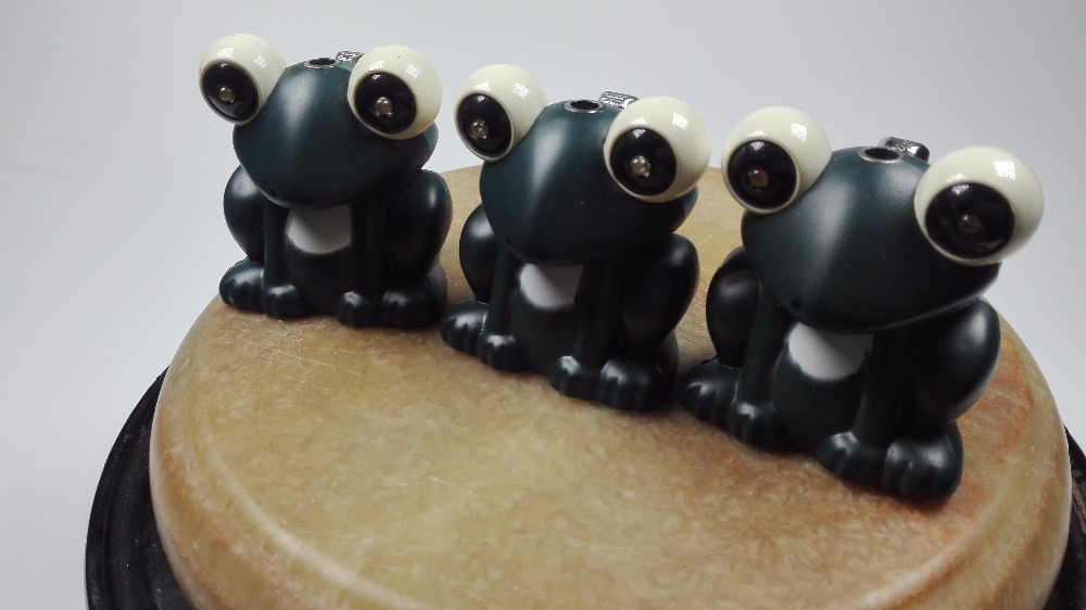 Factory Price Magical Frog Model Decorative Household Items Small Ornament The Decoration Of The Multi Function Decorations