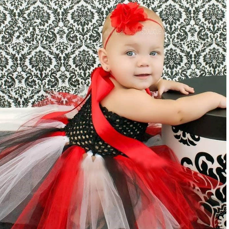 Cute-Baby-Dress-Girls-Crochet-1Layer-Tutu-Dress-Infant-100-Handmade-Corset-Tulle-Ballet-Tutus-Newborn-Birthday-Party-Dress-1Pcs-3