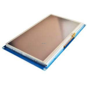 "Image 2 - 7"" TFT LCD SSD1963 Module Display + Touch Panel Screen + PCB Adapter Build in"