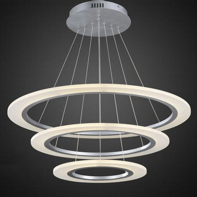 Moderne LED eetkamer woonkamer hanglampen armatuur lustres de sala led hanger armatuur lamparas de techo colgante