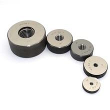 1PC Thread ring gauge M6 6g Z High precision screw thread ring gauge for gage holes prior screw