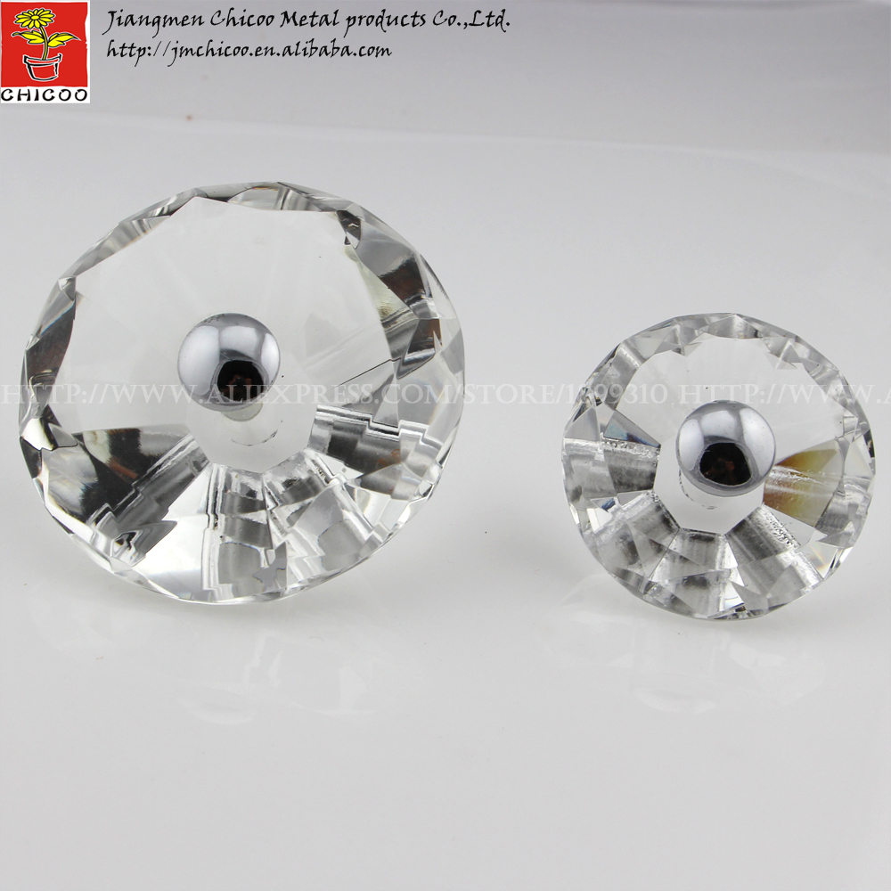 Cristallo Di Vetro Armadi Manopole Maniglie Per Mobili