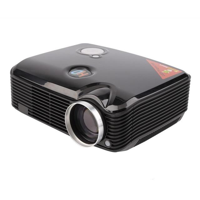 NUEVO 2500 Lúmenes Proyector LCD con Entrada HDMI Home Theater Proyectores de Cine de Vídeo EE. UU. Plug disponible!