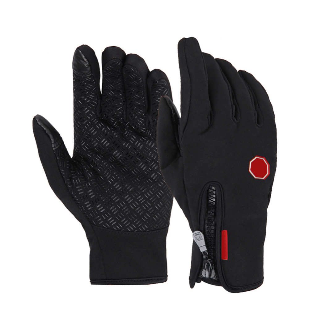 Cycling Gloves Full Finger Winter Windproof Sport Skiing Touch Screen Glove Military Motorcycle Bicycle Bike Gloves high quality