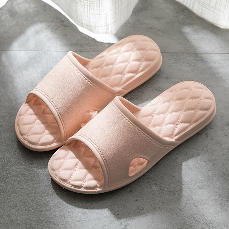 Women Indoor Floor Flat Shoes Women Summer Non-slip Flip Flops Home Slippers Comfortable Slipper coolsa women s summer indoor flat solid non slip massage slippers lightweight lady home slippers beach slippers women flip flops