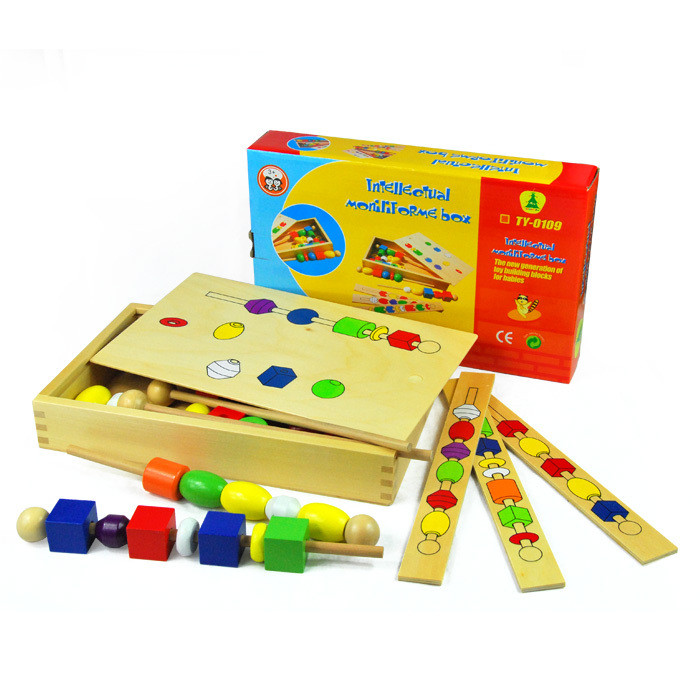 Classic Educational Toys : Baby toy children classic early learning educational