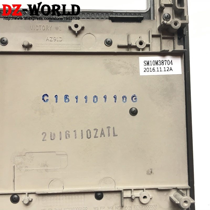 New for Lenovo Thinkpad X270 WO//FPR Palmrest Upper Case Keyboard Bezel 01HW958