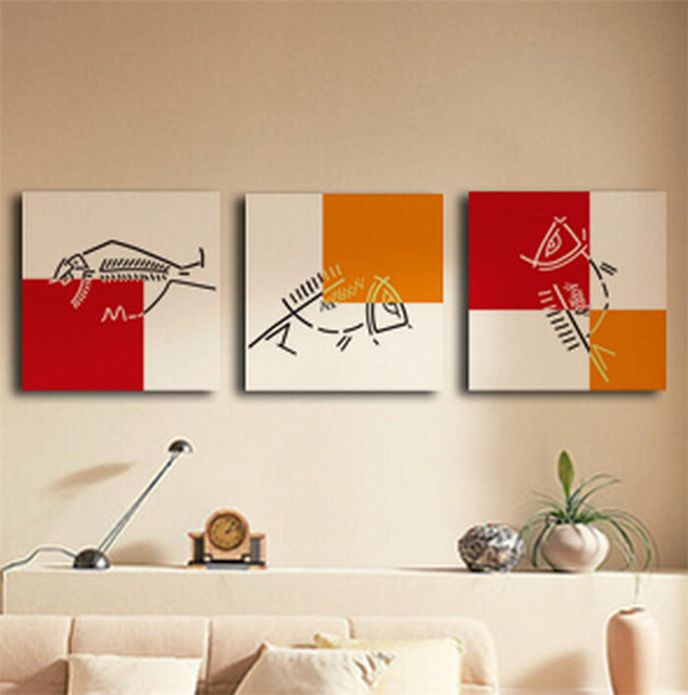 Simple Canvas Painting For Living Room Online Image Arc