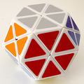 Dayan Gem I cubo mágico Speed White Cube Puzzle