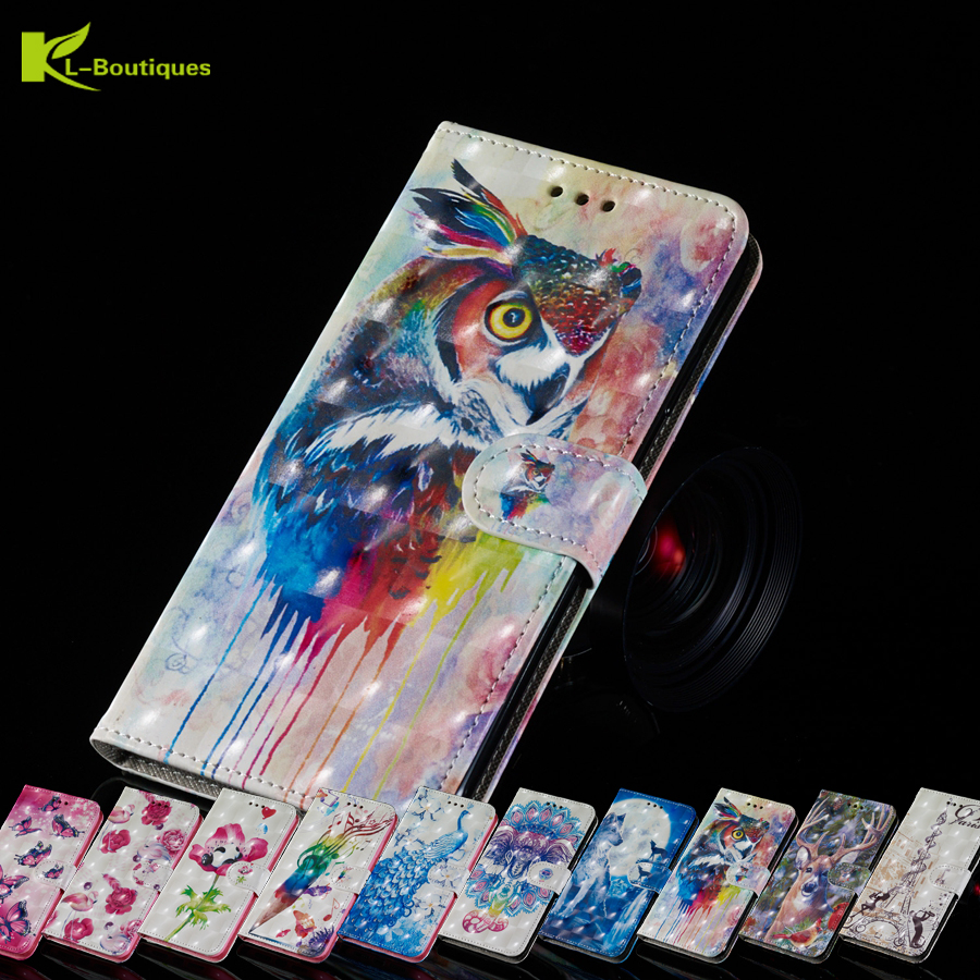 A7 2018 Case on for Samsung Galaxy A7 2018 Cover for Samsung A7 2018 A750F Funda Classic Flip Leather Phone Cases Women Men Capa