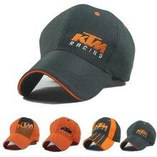 2016 Moto GP KTM Cap Racing Baseball Cap High Quality Motocross Riding Hats For Men Women Snapback Sport Outdoor Cap Adjustable