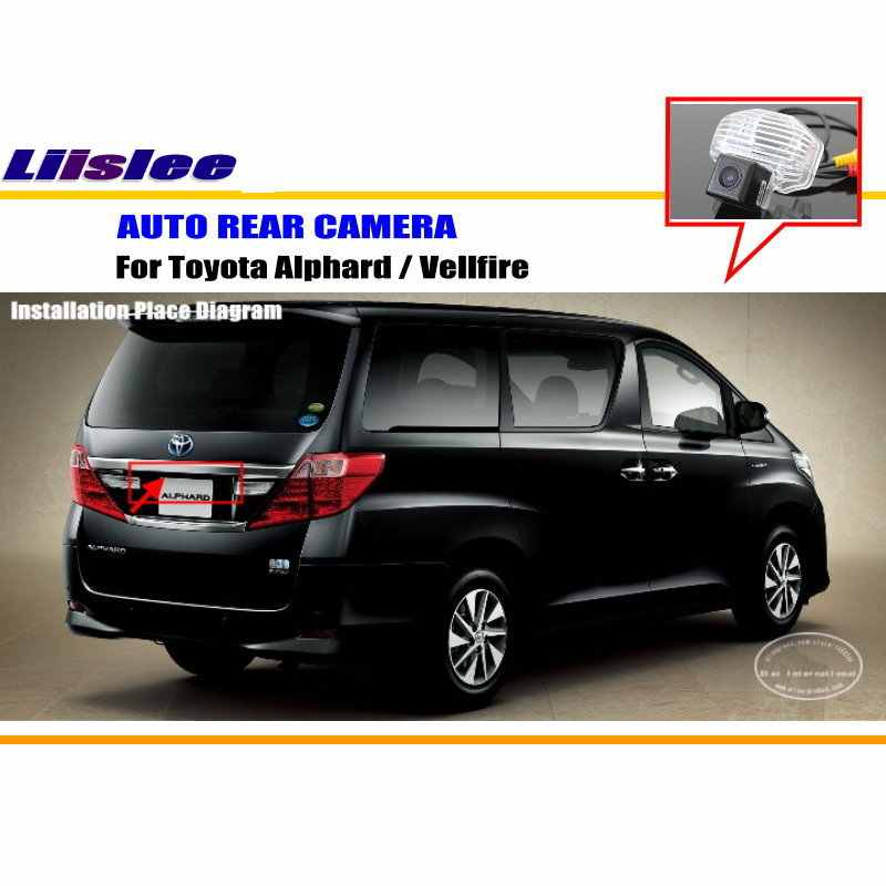 Car Parking Backup Camera For Toyota Alphard Vellfire Vehicle Rear View Camera Hd Ccd Rca Ntst Pal License Plate Light Cam Hd Ccd Ccd Hdcamera For Parking Aliexpress