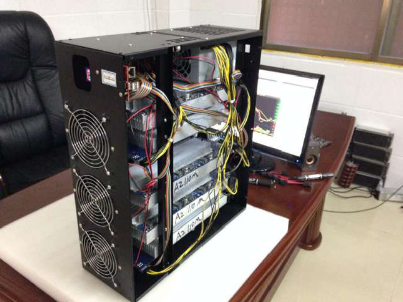 A2 110MH Terminatorminer Scrypt Miner Litecoin miner 28nm Asic All Solution with PSU! IN STOCK! For scrypt coin