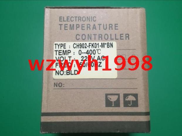 Genuine SKG CH902 high-precision temperature controller CH902FK01-M*bn genuine skg electronic counter cmf 100 cmf100 shelf genuine security shelf