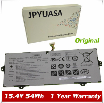 7XINbox 15.4V 54wh Original AA-PBTN4LR Laptop Battery For Samsung NP940X3M-K02US SERIES Tablet