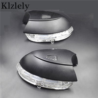 For VW Jetta Passat CC Scirocco 2008 2015 Led Car Styling Side Mirror With Indicator Turn