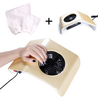 Nail Dust Collector Machine 10pcs Replacement Collection Bags Set Nail Art Manicure Tools Vacuum Cleaner Suction Dust Collector