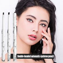 Hot sale Double Eyebrow Pencil Long-Lasting Waterproof Makeup Beauty Tool