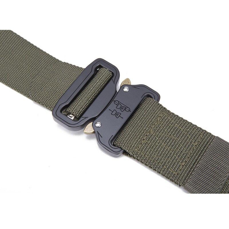 FRALU 2018 Hot Mens Tactical Belt Military Nylon Belt Outdoor multifunctional Training Belt High Quality Strap ceintures 20