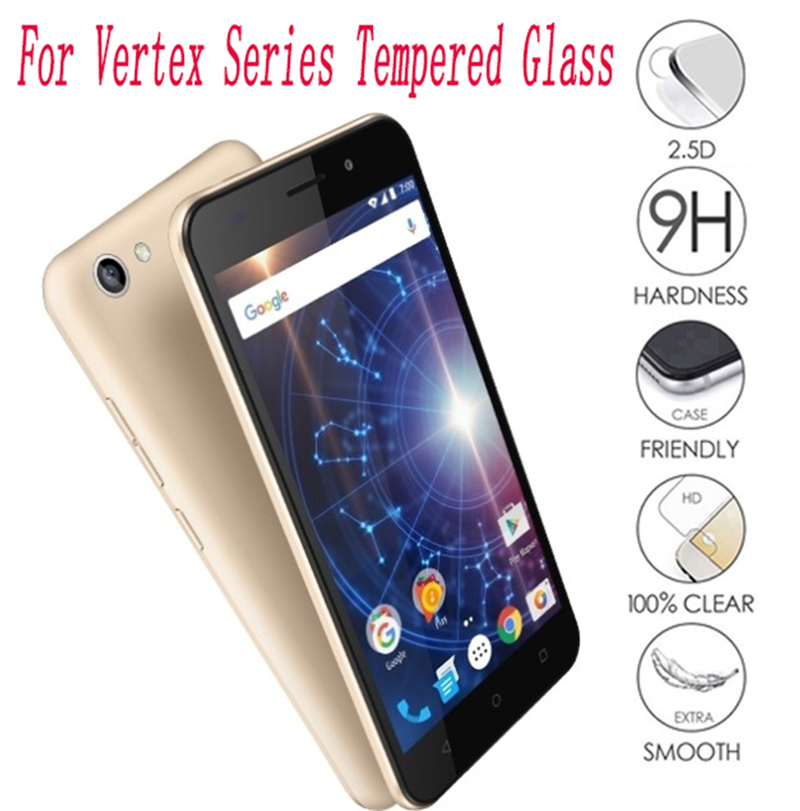 2PCS Screen Protector For Vertex Impress Disco Frost Energy  Spring Tiger Wolf Luck Eagle Saturn Zeon Tempered Glass Film