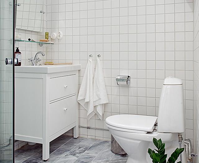 Bianco tessere di mosaico In Ceramica Da Cucina bathshower Piscina ...