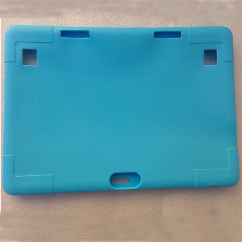 Tampa Da caixa Do Silicone para Onda V10 3G/4G Chamada de telefone de 10.1 polegadas Stand Case