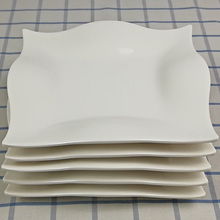 Free shipping. A5 Melamine tableware. bowl. This paragraph is square barbecue plate.  Eco friendly tableware