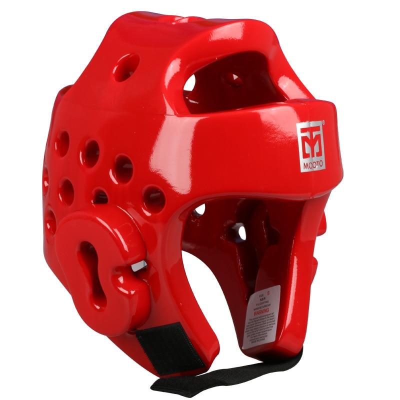 2017 mooto защитники тхэквондо WTF 7 шт. Groin Guard груди предплечья протектора шин сторонник щадя передач каратэ шлем полный набор